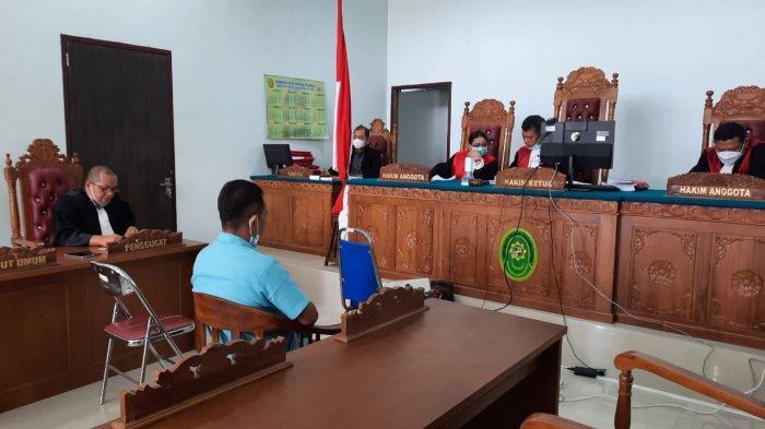 Sidang PN Tanjungpinang, Hendi Yanto Didakwa Pasal Berlapis, Pengadaan Pemprov Kepri