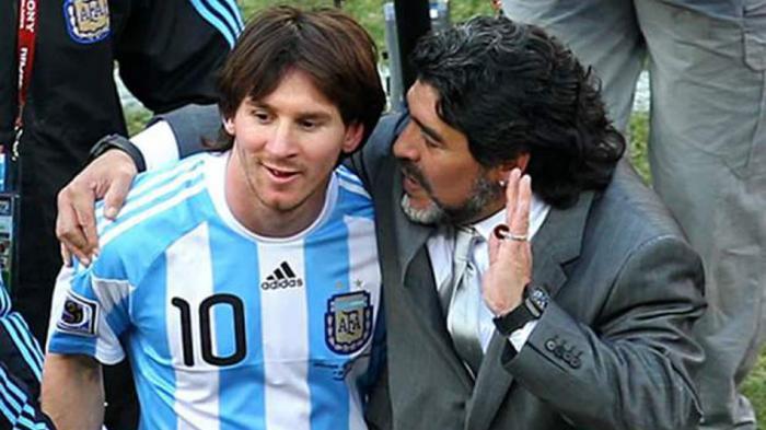 Heboh! Kegirangan Argentina Menang, Maradona Dikabarkan Jalani Perawatan Medis!