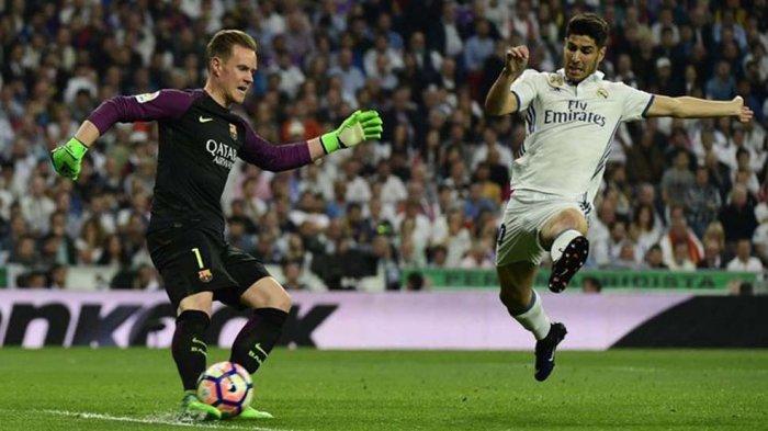 Prediksi Line Up Barcelona vs Real Betis Liga Spanyol Pekan 9, Marc Andre ter Stegen Come Back