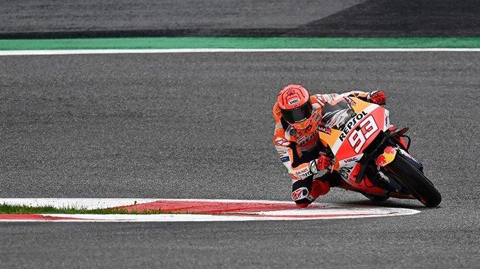 MotoGP Austria 2021 FP1 Jumat Pukul 14.55 WIB, Marc Marquez: Semua Pebalap Kini Lebih Cepat