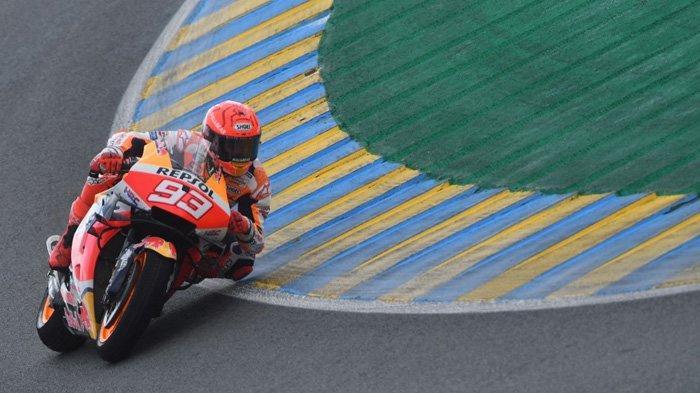 FP1 MotoGP Jerman 2021 Hari Ini 14.55 WIB, Marc Marquez Optimis: Saya Mulai Sembuh!