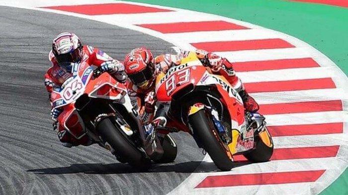 MotoGP Italia - Meskipun Valentino Rossi Sapu Bersih 7 Gelar Tersisa, Marc Marquez Sulit Terkejar