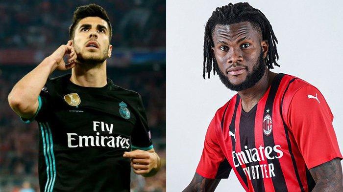 Transfer AC Milan - Marco Asensio Menolak AC Milan, Franck Kessie Setuju Syarat Pribadi dengan PSG