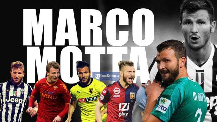 Liga 1 2020 - Mantan Pemain Juventus Marco Motta Mungkin Pindah Posisi di Persija, Bukan Bek
