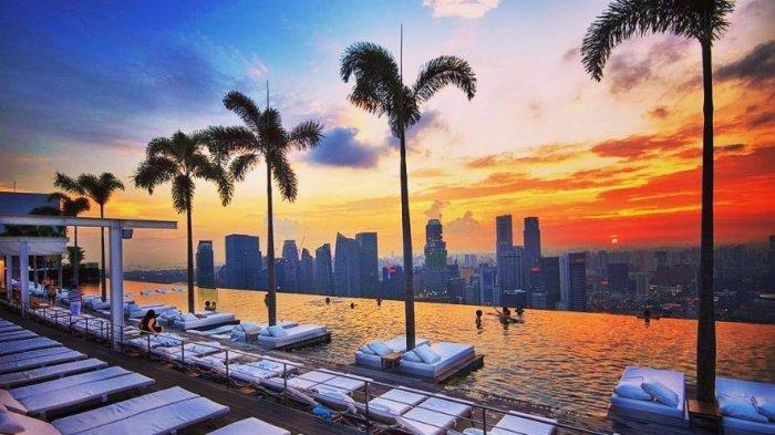 7 Objek Wisata Terbaik di Singapura Versi The Culture Trip, Ada Marina Bay Sands Rooftop