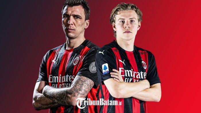 Stefano Pioli Coret Jens Petter Hauge dari Skuad AC Milan di Liga Europa, Diganti Mario Mandzukic