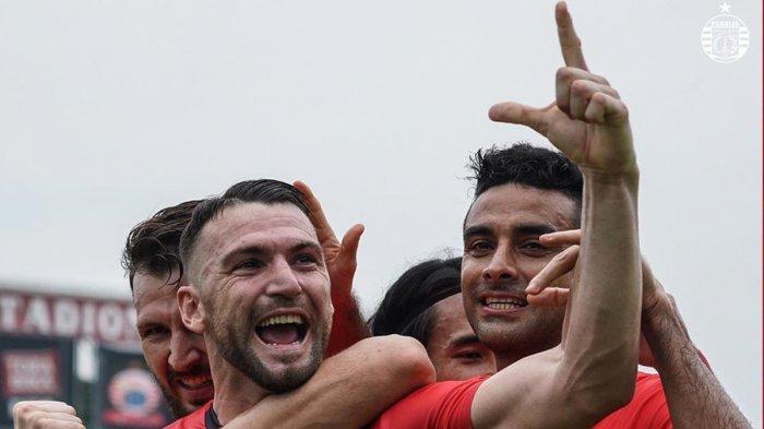 Persija Menang Telak 4-1, Sergio Farias Sorot Kebobolan 1 Gol, Andritany: Persija Makin Percaya Diri