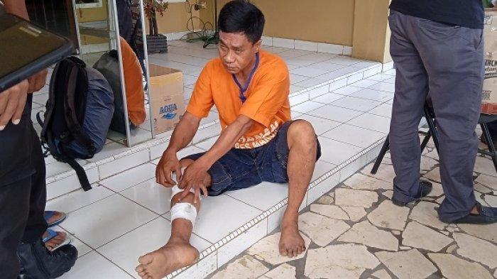 Pria Ini Bobol Apotek Demi Beli Narkoba, Ditembak Polisi Karena Mencoba Kabur