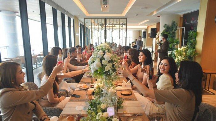 Batam Marriott Hotel Harbour Bay Hadirkan M-Club Lounge