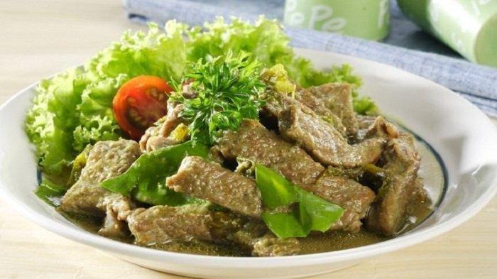 Jangan Lewatkan Resep Momen Idul Adha1442 H dengan 'Daging Ungkep Melinjo Rawit'