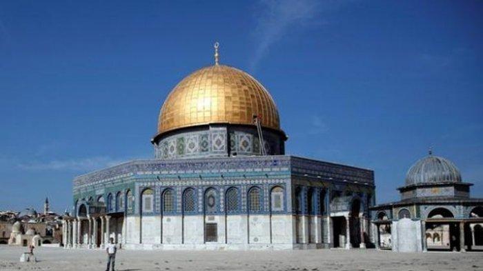 Israel Ngebet Kuasai Masjid Al Aqsa, Terungkap Alasan Utama Incar Harta Karun Raja Sulaiman