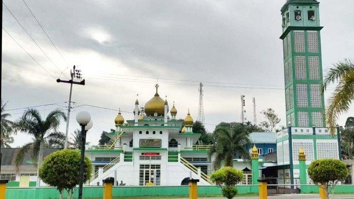 RAMADHAN 2021 DI LINGGA - Masjid Azzulfa, Saksi Sejarah Kejayaan Tambang Timah