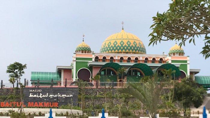 MTQ Tingkat Kabupaten Bintan dipusatkan di Masjid Baitul Makmur Tanjunguban
