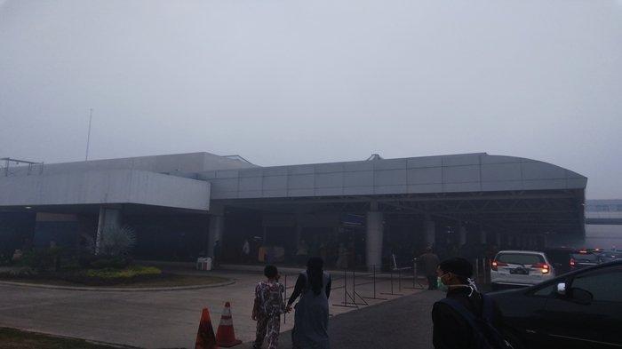 INFO PALEMBANG, Kualitas Udara di Angka 688, Penerbangan Terganggu, Ini Daftar Maskapai yang Delay