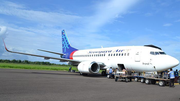 Sriwijaya Air Batalkan Sejumlah Penerbangan Termasuk di Batam