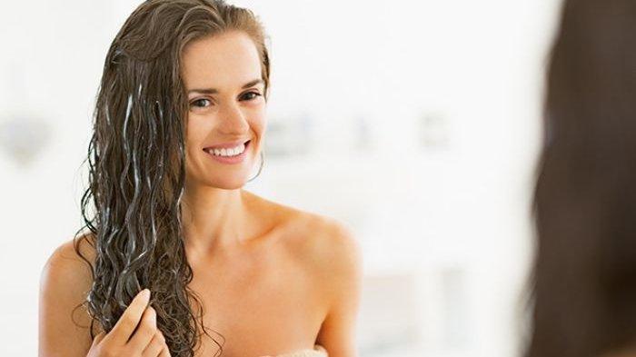 Tips Cantik Saat Lebaran, Yuk Lakukan Hair Mask Dengan Bahan Alami untuk Perawatan Rambut Rumahan