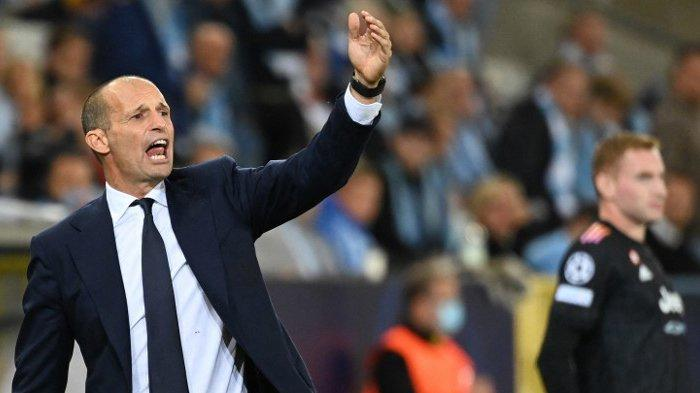 Liga Italia Pekan Ini Juventus vs AC Milan, Allegri: Pemain Juve Harus Punya Tekad Menang
