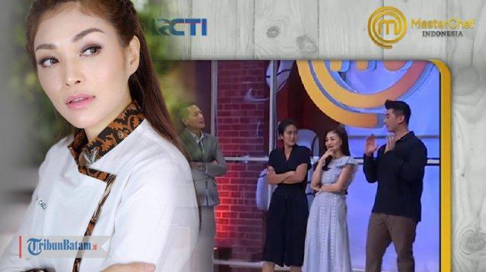 Live Streaming RCTI MasterChef Indonesia Episode 16 Minggu (28/4), Bintang Tamu Chef Karen Carlotta