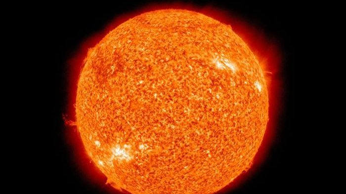 Ilustrasi Matahari