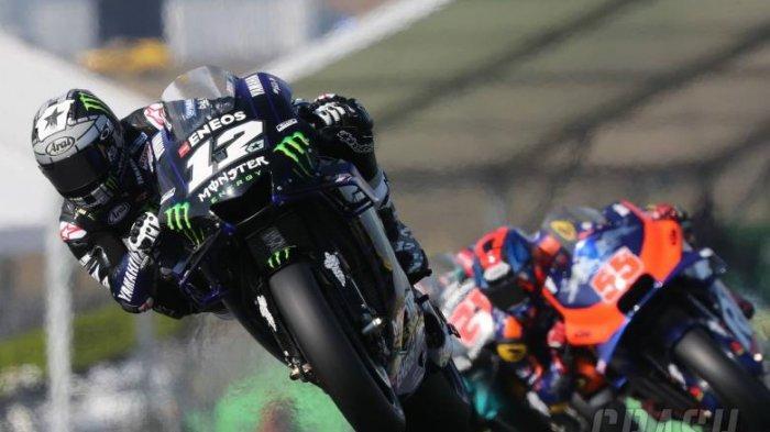 Arti Penting Maverick Vinales juara MotoGP Emilia Romagna, Patahkan Kutukan 9 Tahun Sirkuit Misano