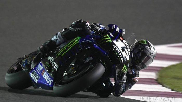 Hasil FP2 MotoGP Belanda - Assen Milik Yamaha. Vinales Bersaing dengan Quartararo. Bagaimana Rossi?