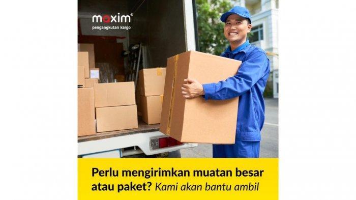 Maxim Cargo Hadirkan Kemudahan Pengiriman Berskala Besar
