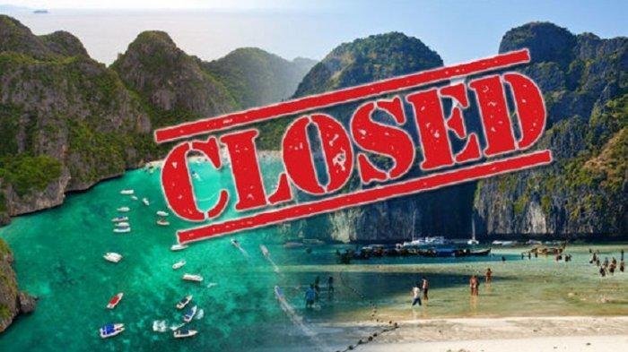 Jadi Tempat Wisata Hits di Thailand, Penutupan Maya Bay Diperpanjang Hingga 2021