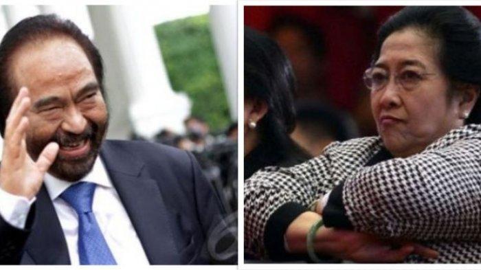Jokowi Tanggapi Soal Megawati Tak Salami Surya Paloh: Jangan Permasalahkan Hal Kecil, Kelewatan Saja