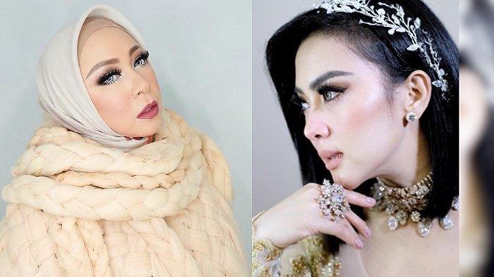 Tangis Melly Goeslaw Pecah Sambangi Rumah Artis Syahrini, Istri Anto Hoed Ungkapkan Hal Ini