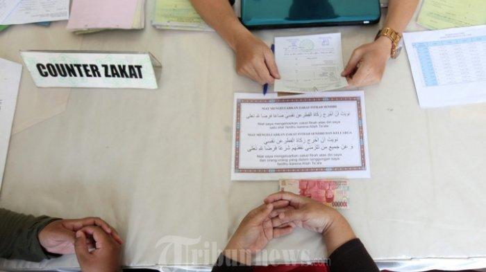 Niat dan Bacaan Doa Zakat Fitrah untuk Sendiri Hingga Keluarga, Dibayar Sebelum Idul Fitri 1441 H
