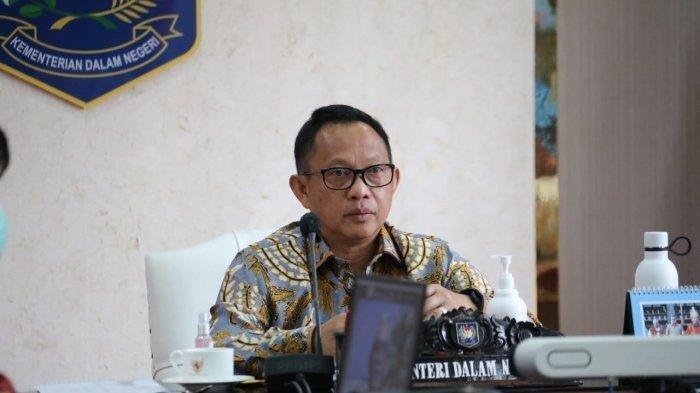Mendagri Tito Karnavian Minta Dukungan Pada Adik Asuh Komjen Listyo Sigit Untuk Kondusifitas Negara