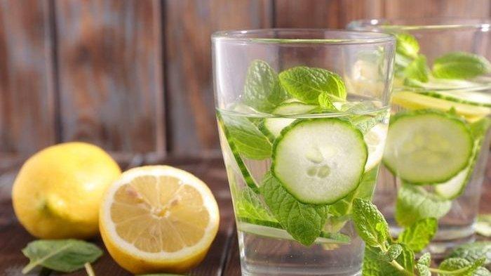 Sederet Manfaat Minum Air Rendaman Mentimun Apa Saja Tribun Batam