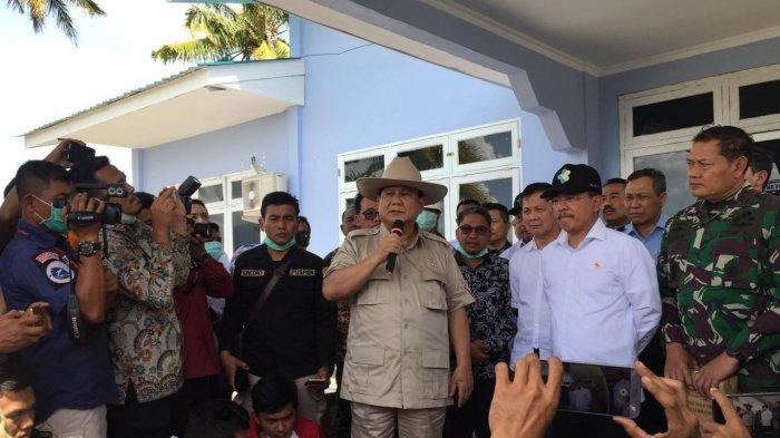 Pemulangan 600 Eks ISIS, Menhan Prabowo Subianto : Mereka Bisa Lebih Cepat Kembali ke Masyarakat