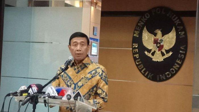 Reaksi Wiranto Soal Rencana Aksi Ormas FPI saat Sidang Putusan MK: Yang Diperjuangkan Apa?