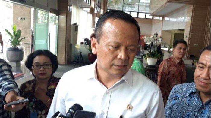 Menteri Edhy Prabowo Sandang Gelar Tersangka Tengah Malam, Kena OTT KPK di Bandara Bersama Istri