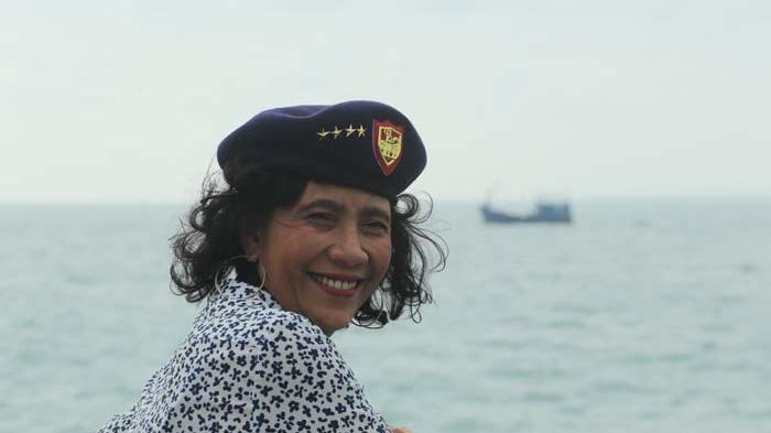 Reaksi Kocak Susi Pudjiastuti saat Didukung jadi Presiden 2024, Netizen Bersorak
