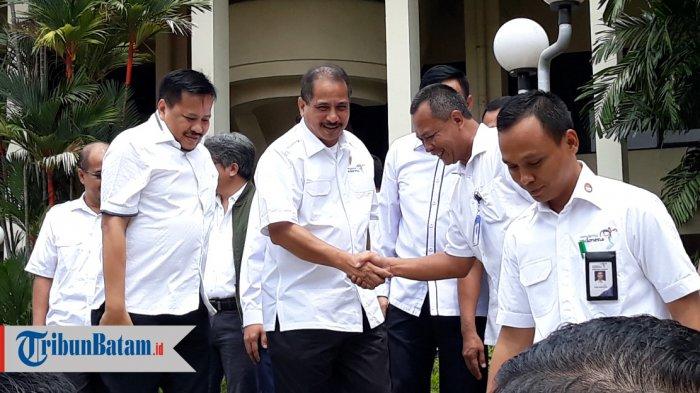 Inilah Bocoran Hasil Pertemuan Menteri Pariwisata-Kepala BP Batam. FSC Paling Dahsyat!