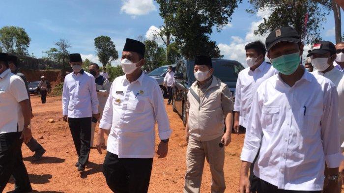 BREAKING NEWS, Menteri PPN/Kepala Bappenas Cek Jembatan Batam Bintan