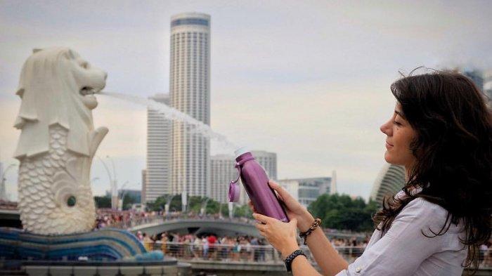 Bisa Capai Suhu 41 Derajat Celcius, Kapankah Waktu Terbaik Mengunjungi Singapura?