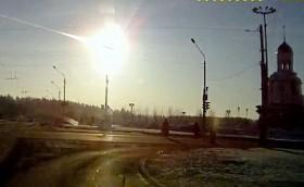 Meteor Yang Meledak di Rusia Meluncur 30x Lebih Cepat Dibanding Pesawat