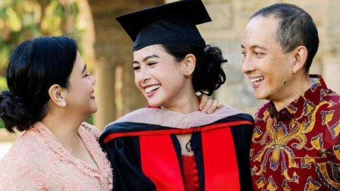 Sosok Mauren Jasmedi, Ibunda Maudy Ayunda Bongkar 3 Kunci Mendidik Anak