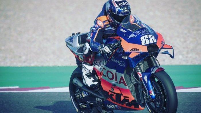 Hasil Kualifikasi MotoGP Portugal 2020: Miguel Oliveira Pole Position, Rossi Start Urutan 17