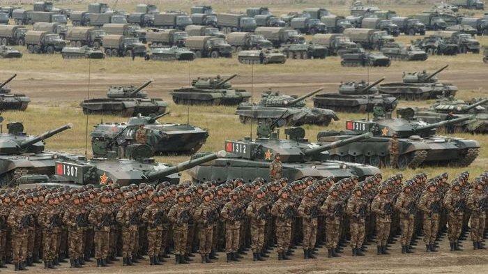 China Bikin Taiwan Merinding! Militer Xi Jimping Latihan Serang Libatkan Kapal Perang dan Jet Tempur