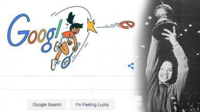 Google Doodle Hari Ini, Minarni Soedarjanto Legenda Bulutangkis Indonesia, Ini Sosoknya