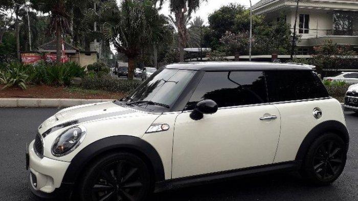 Kisah Driver Ojol Dapat Mini Cooper Rp 12.000 Saat Harbolnas:Sekali-kali Ajak Istri Naik Mini Cooper