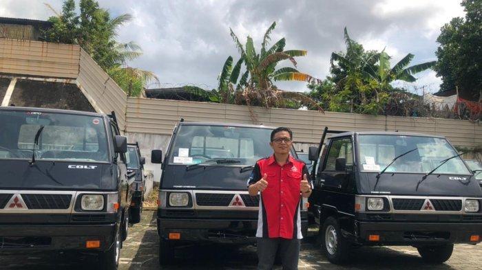 Tangguh untuk Kendaraan Operasional, Mitsubishi LX300 Cuma Butuh DP Rp18 Juta