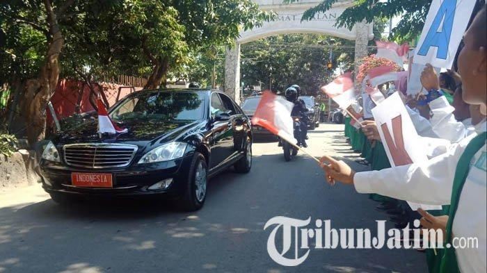 Kerusakan Pada Kendaran Jadi Alasan Istana Mengganti Mobil Dinas Baru yang Bakal Dipakai Jokowi