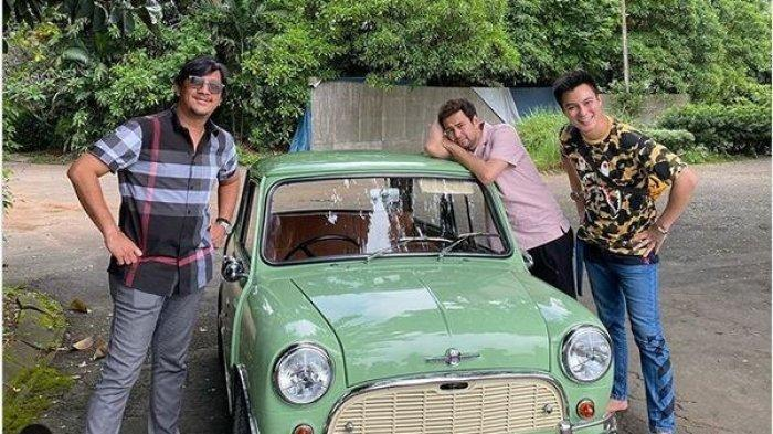 Sempat Diperebutkan, Mobil Klasik Milik Raffi Ahmad Jatuh ke Tangan Denny Cagur, 'Baim Lu Lama'