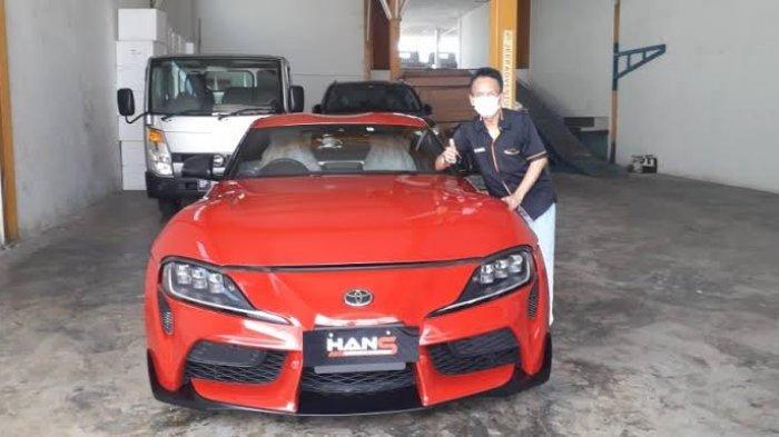 Spesifikasi Mobil Sport Toyota Supra GR, Kini Hadir di Batam