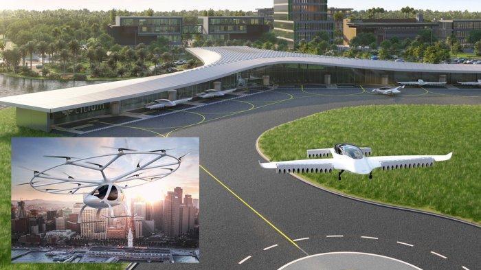 3 Mobil Terbang Tak Lama Lagi Beroperasi di Australia, Dubai UEA dan Jepang, AS Bikin Bandaranya